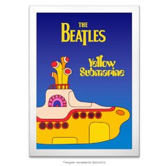 Poster The Beatles - Yellow Submarine - comprar online