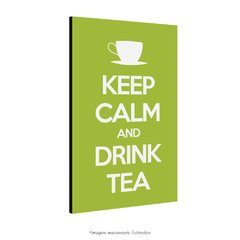 Poster Keep Calm and Drink Tea na internet