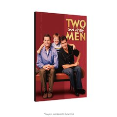 Poster Two And A Half Men na internet