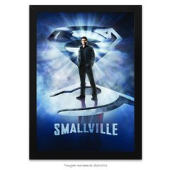 Poster Smallville: As Aventuras do Superboy
