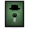 Poster Breaking Bad - Say My Name