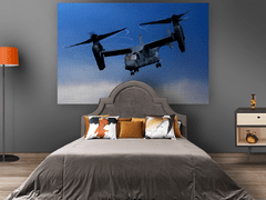 Painel tecido canvas Bell Boeing V-22 na internet