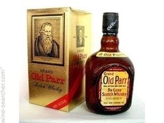 Grand Old Parr Whisky 12 años x 750 cc.