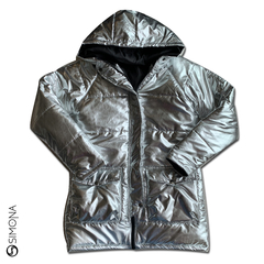 Campera Space Plata en internet