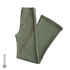 Pantalon Dallas Verde