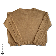 Sweater Tao Camel en internet
