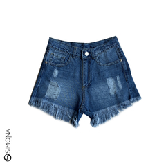 Short con roturas