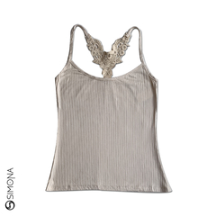 Musculosa Fresia Natural