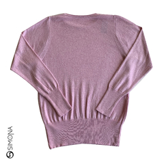Sweater Daff Rosa Chicle - comprar online