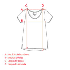 Musculosa Fresia Natural en internet