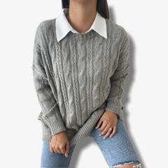 Sweater Anddy Gris - comprar online