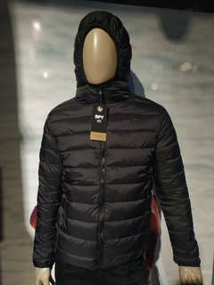 CAMPERA INFLABLE MORGAN SPY - comprar online