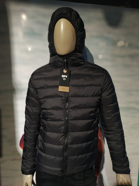 CAMPERA INFLABLE MORGAN SPY