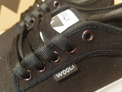 ZAPATILLAS TX NEGRA PUNTERA - Homero young wear