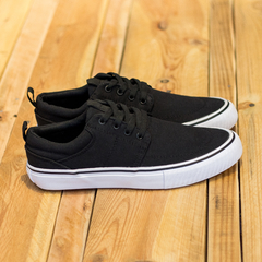 ZAPATILLAS YONKERS BLACK CANVAS RUSTY en internet