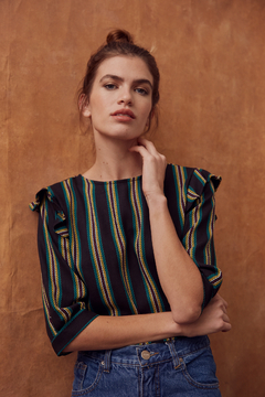 Blusa Connor - Dolores Reynal