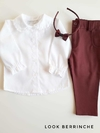 PACK ZARA BORDO