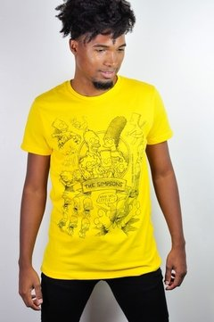 Remera Simpsons - comprar online