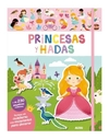 Princesas y hadas - Stickers