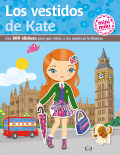 Mini Miki - Los vestidos de Kate