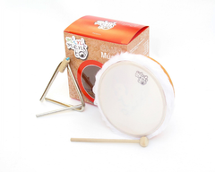 Kit musical Parche y metal 2 a 6 años