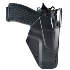 Funda Pistolera Polimero Nivel 2 Bersa TPR 9 Cal 9MM - Boton Superior - Houston