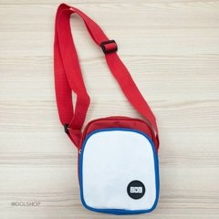 shoulder bag branca - comprar online