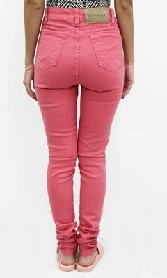 calça hot pants framboesa lady rock - comprar online
