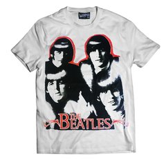 Remera THE BEATLES CARAS