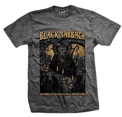 Remera BLACK SABBATH NIB