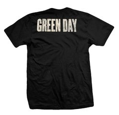 Remera GREEN DAY - comprar online