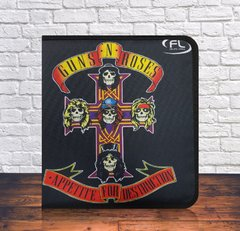 CARPETA GUNS AND ROSES