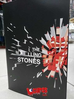 Libro Stone A Bigger Bang Tour