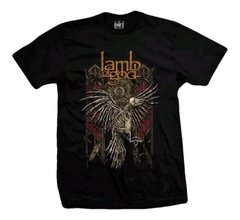 Remera Lamb Of God - Corpse Bird