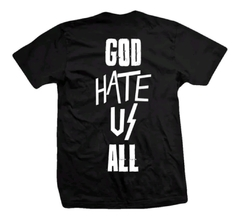 Remera Slayer - God Hate US All - comprar online