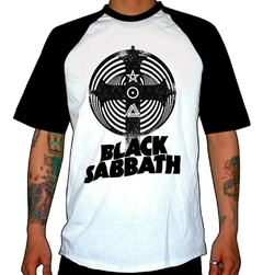 Remera Black Sabbath - Combinada