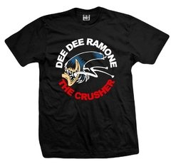 Remera DEE DEE RAMONE THE CRUSHER