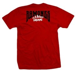 Remera RAMONES PLEASANT DREAMS RED - comprar online