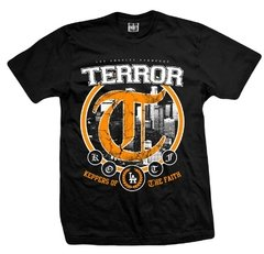 Remera TERROR KEPPERS OF THE FAITH
