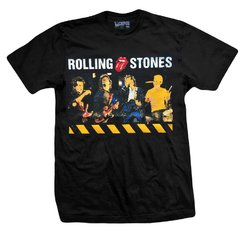 Remera THE ROLLING STONES BANDA
