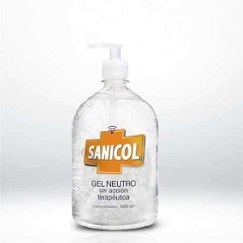 Gel ultrasonido x 1 kg Sanicol