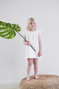 VESTIDO Vico LINO - Belier, baby & child clothing