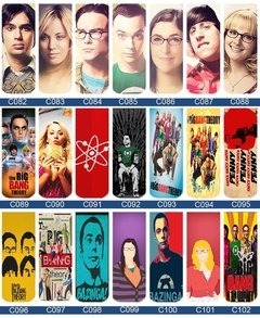 The Big Bang Theory - Marcador Magnetico - comprar online