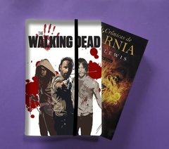 The Walking Dead - Capa de Livro