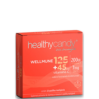 Beauty Healthy Candy Wellmune: pastilhas mastigáveis - comprar online