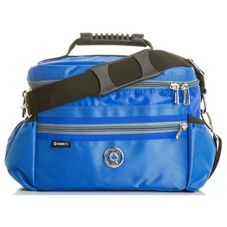 Iron Bag Pop Azul M