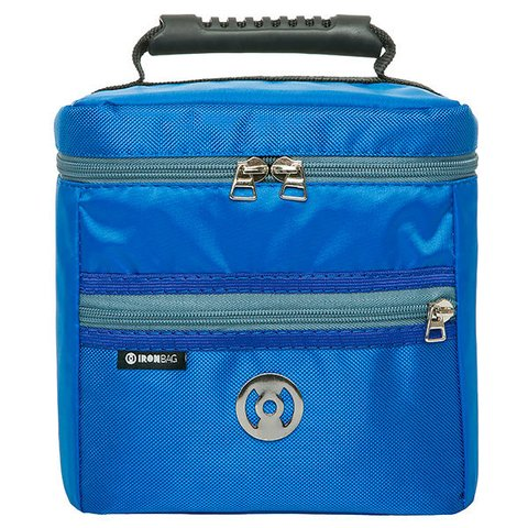 Iron Gym Bag Pop Azul na internet