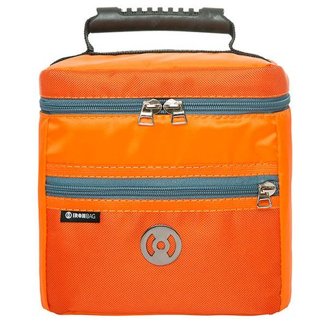 Iron Gym Bag Pop Laranja - comprar online