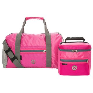 Iron Gym Bag Pop Rosa