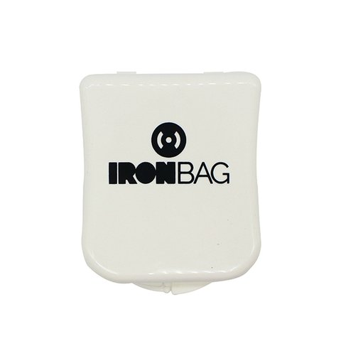 Iron Bag  Premium Bordeaux M - comprar online